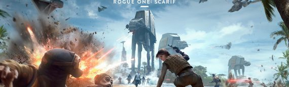 Star Wars Battlefront – Rogue One Scarif