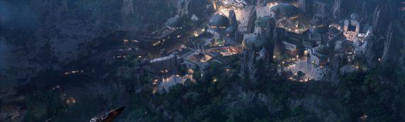 Star Wars Land à Walt Disney World en Floride
