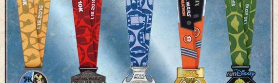 Run Disney Star Wars Half Marathon