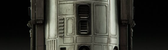 Sideshow Collectibles – R2-D2 'Unpainted Prototype' Sixth Scale Figure