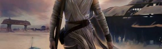 Brian Rood – The Force Awakens Art