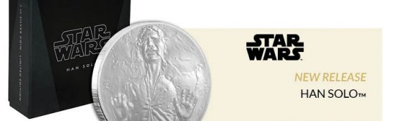 New Zealand Mint : Collection de pièces de monnaie Star Wars