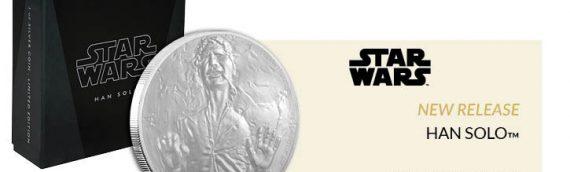 New Zealand Mint : Collection de pièces de monnaie Star Wars