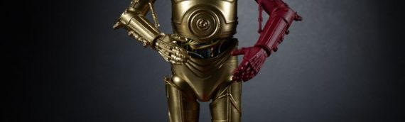 HASBRO – C-3PO The Black Series