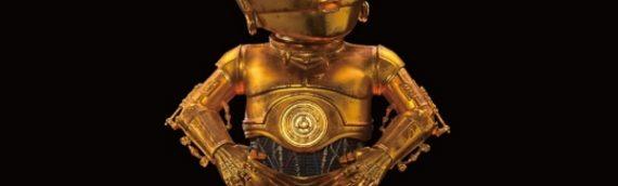 EGG ATTACK PREMIUM R2-D2 & C-3PO STATUES