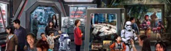 Disneyland Shanghai – Star Wars Launch Bay