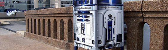 La Poste aux couleurs de Star Wars à la fin de l'année