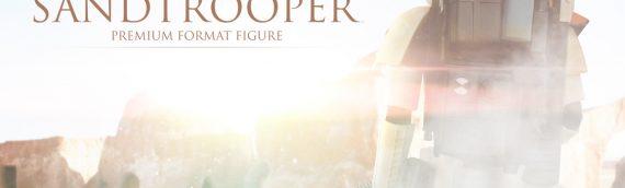 Sideshow Collectibles : Sandtrooper Premium Format Figure