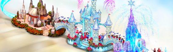 Disneyland – Un char Star Wars pour la parade