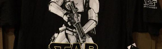T-Shirt Star Wars The Force Awakens