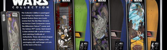 Santa Cruz : Nouvelle collection Star Wars