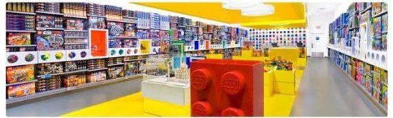 LEGO Store – Ouverture à Lyon le 17 juillet