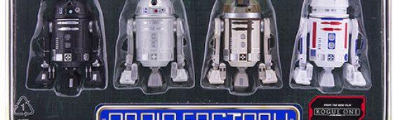 Nouveau Droid Factory set