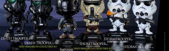 Hot Toys – Rogue One Cosbaby