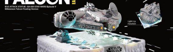 Beast Kingdom : Egg Attack EA-020 Magnetic Floating Millennium Falcon