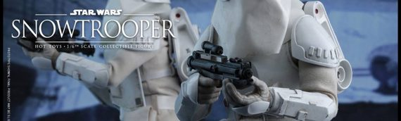 Hot Toys – Snowtrooper Empire Strike Back 1/6th Scale Figure