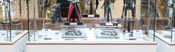 Hot Toys – A Star Wars Story Exhibition