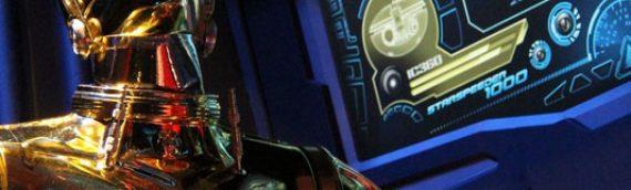 Disneyland Paris – Star Tours dernier tour sur Endor