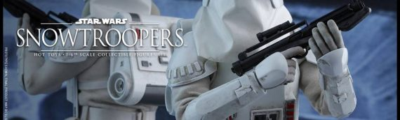 Hot Toys – Snowtrooper Battlefront 1/6th Scale