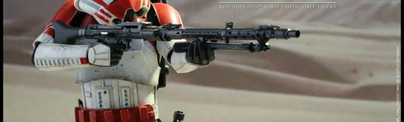 Hot Toys – Shock Trooper