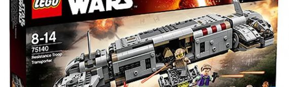 LEGO – Star Wars The Force Awakens Wave 2