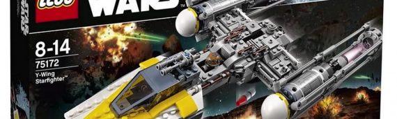 LEGO – Les premiers sets de 2017