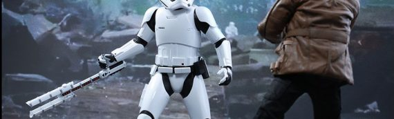 Hottoys – Stormtrooper First Order Riot Control