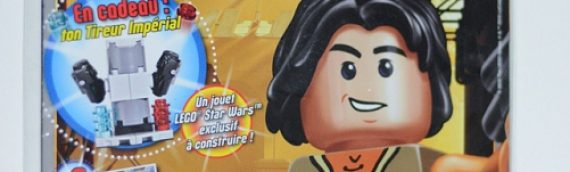 Star Wars Lego par Panini Kids