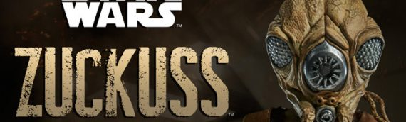 Sideshow Collectibles – Zuckuss Sixth Scale Figure