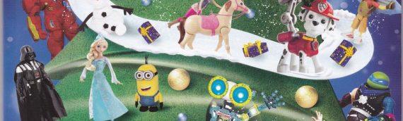 Catalogues de Noël 2015 – La grande récrée