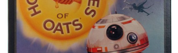 Post : Des boîtes de céréales Star Wars The Force Awakens