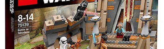 LEGO – The Force Awakens : Takodana