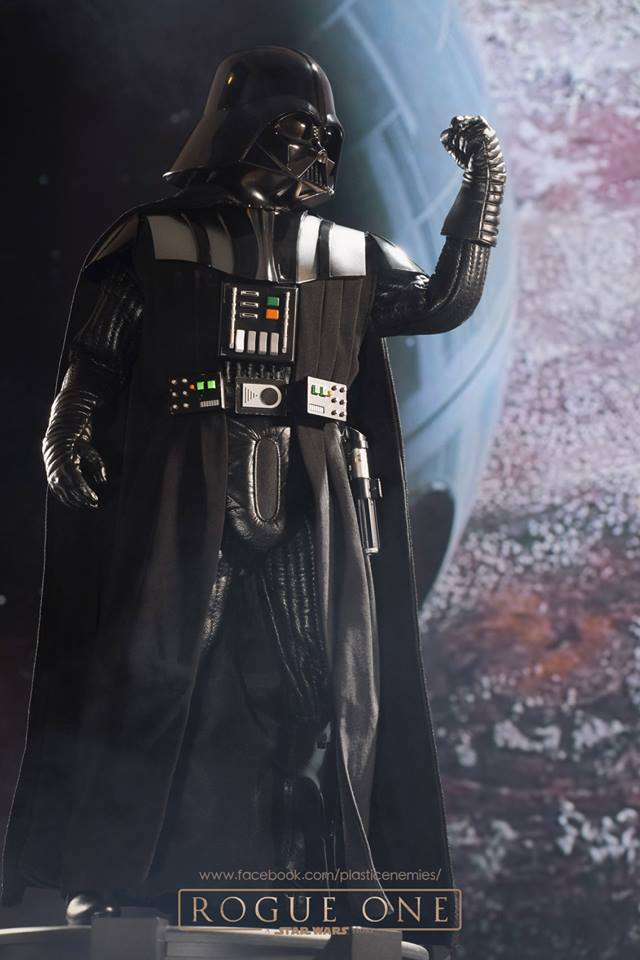 Hot Toys - Rogue One Darth Vader Sixth Scale Figure ...