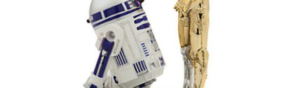 Disney Store – C-3PO and R2-D2 Statue