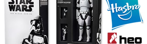 HASBRO – Stormtrooper First Order The Force Awakens