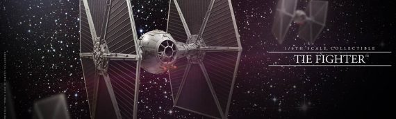 Hottoys – TIE Fighter 1/6th Scale Collectibles