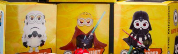 Les Minions en version Star Wars