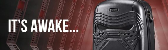 American Tourister : Une nouvelle valise Star Wars