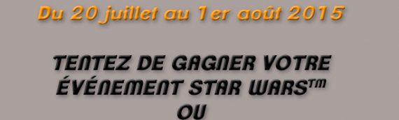 Leclerc – Le grand jeu concours Star Wars