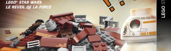LEGO – The Force Awakens : Les sets de 2016