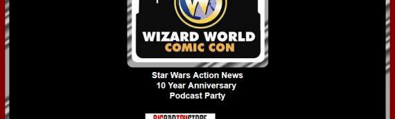 Star Wars Action News fête ses 10 ans