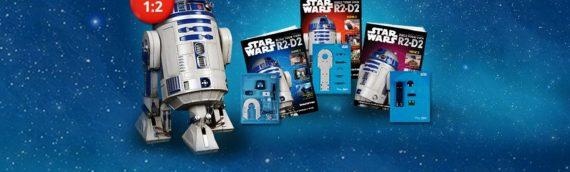 Altaya : Construisez votre R2-D2
