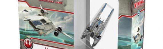 X-Wing Miniatures : U-Wing et TIE Striker