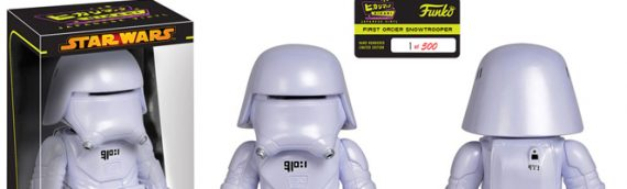 Funko : Hikari Sofubi First Order Snowtrooper