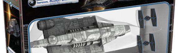 Fantasy Flight Game : Star Wars Rebels s'invite dans X-Wing Miniature