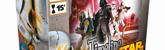 Asmodee – Star Wars Time Line