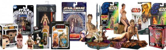 Les produits «Leia Slave» en stand by…