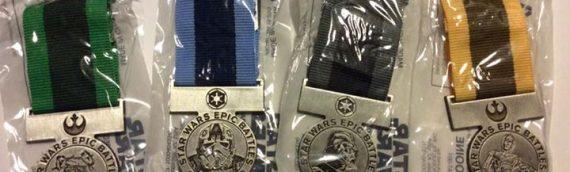 Diplome et Médaille Impériale chez Toys R Us