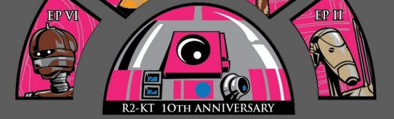 R2-KT : 10th Anniversary Puzzle Patch