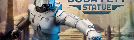 Sideshow Collectibles – Ralph McQuarrie Boba Fett Statue